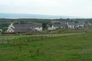 Isle of Gigha: view over Ardminish