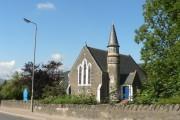 Sandbank: parish church