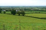 Farmland near Dauntsey Lock