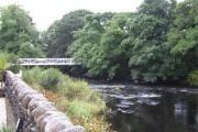 Bridge over River Fleet