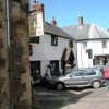 Dunster in early August