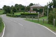 Road into Shackerstone