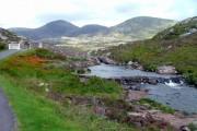 River at Amhuinnsuidhe Castle