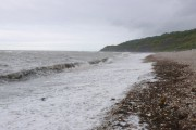 The Beach at Lyme Regis