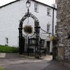 Gateway to St Mary's Church, Kirkby Lonsdale, Cumbria