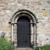 St Mary's Church, Kirkby Lonsdale, Cumbria - Doorway