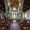 St Mary's Church, Kirkby Lonsdale, Cumbria - East end