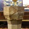St Mary's Church, Kirkby Lonsdale, Cumbria - Font