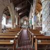 St Mary's Church, Kirkby Lonsdale, Cumbria - North aisle