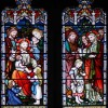 St Mary's Church, Kirkby Lonsdale, Cumbria - Window