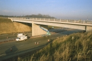 'Roman Road' Bridge, A1-M1 Link, Yorkshire