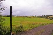 Farmland, Waggon Road, Hadley Wood, Hertfordshire