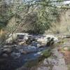 Old Clapper Bridge at Dartsmeet