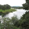River Eden at Kirkandrews-on-Eden