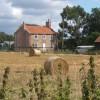Farmhouse between Barham and Henley