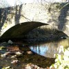 Waterworks lane - bridge over Afon  Llwyd