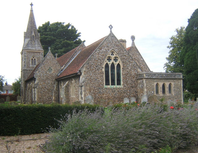 Church of St Mary and St Botolph, Whitton
