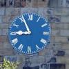 Darfield All Saints Church clock face