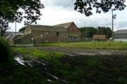 Approaching Gunthwaite Hall Farm