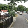 Junction of Bridge Road and Woodhall Road , Colinton