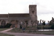 St Mary the Virgin's Church, Haddenham