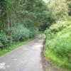 Road leading to Sundhope Farm
