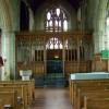 Screen, St Andrew's Church, Moretonhampstead