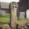 Sennen Church Yard Celtic Cross