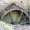 Disused Waterwheel at Pencnwc Farm, Castle Morris
