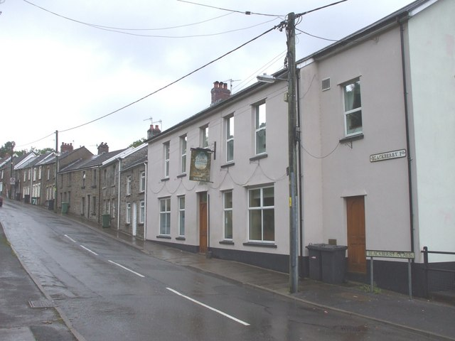 The Cefn Pennar, Blackberry Place, Cefnpennar