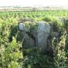 Ancient cross at Mayon Farm