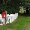 Back gate to Noverings Farm