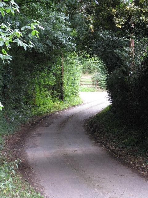 Lane near Long Acre