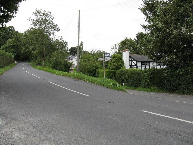 B4214 - Catley junction