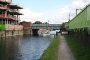 Bow Common Lane bridge over Limehouse Cut