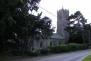 St.John the Baptist Church,Campsea Ashe