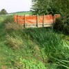 Bridge 44 along the disused Grantham Canal