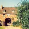 Whitefriars Gate from Whitefriars Lane, 1985