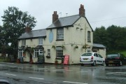 Wet Day at the Manchester Inn