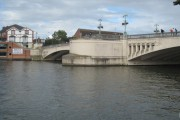 Caversham Bridge on the Thames