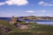 Dunyvaig Castle, Islay