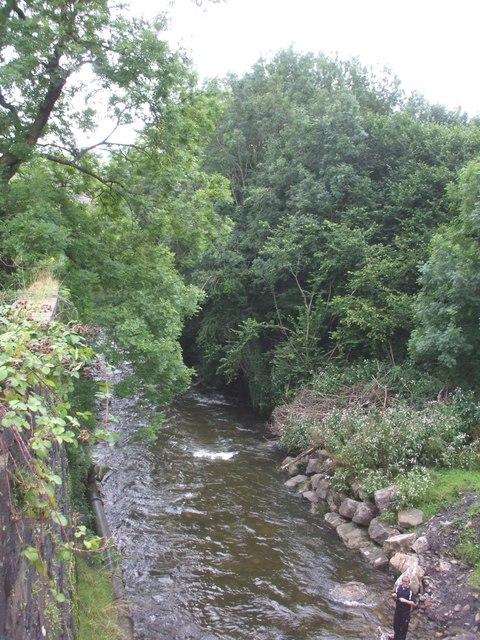 The Rhondda Fach at Stanleytown
