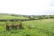 Farmland north-west of Torbryan