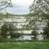 Floods near Stanton-by-Bridge
