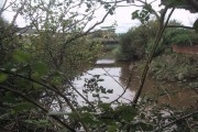 Bridge over a Creek of the Clyst