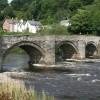 Carrog Bridge, Denbighshire