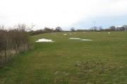 Wet ground , Hatton Heath