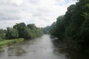 River Wharfe from Bridgefoot