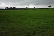 Farmland at Parton