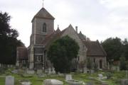 St Mary's Church,  Addington